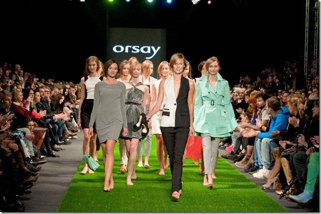 Pokaz mody Marki ORSAY